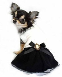 Classic Coco Dress  dog bowls,susan lanci, puppia,wooflink, luxury dog boutique,tonimari,pet clothes, dog clothes, puppy clothes, pet store, dog store, puppy boutique store, dog boutique, pet boutique, puppy boutique, Bloomingtails, dog, small dog clothes, large dog clothes, large dog costumes, small dog costumes, pet stuff, Halloween dog, puppy Halloween, pet Halloween, clothes, dog puppy Halloween, dog sale, pet sale, puppy sale, pet dog tank, pet tank, pet shirt, dog shirt, puppy shirt,puppy tank, I see spot, dog collars, dog leads, pet collar, pet lead,puppy collar, puppy lead, dog toys, pet toys, puppy toy, dog beds, pet beds, puppy bed,  beds,dog mat, pet mat, puppy mat, fab dog pet sweater, dog sweater, dog winter, pet winter,dog raincoat, pet raincoat