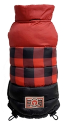 Colorblock Puffer Dog Coat in 4 Colors Roxy & Lulu, wooflink, susan lanci, dog clothes, small dog clothes, urban pup, pooch outfitters, dogo, hip doggie, doggie design, small dog dress, pet clotes, dog boutique. pet boutique, bloomingtails dog boutique, dog raincoat, dog rain coat, pet raincoat, dog shampoo, pet shampoo, dog bathrobe, pet bathrobe, dog carrier, small dog carrier, doggie couture, pet couture, dog football, dog toys, pet toys, dog clothes sale, pet clothes sale, shop local, pet store, dog store, dog chews, pet chews, worthy dog, dog bandana, pet bandana, dog halloween, pet halloween, dog holiday, pet holiday, dog teepee, custom dog clothes, pet pjs, dog pjs, pet pajamas, dog pajamas,dog sweater, pet sweater, dog hat, fabdog, fab dog, dog puffer coat, dog winter ja