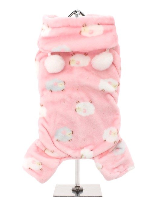 Counting Sheep Pjs in Pink or Blue - up-counting