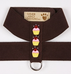 Tinkie Cupcake Harness by Susan Lanci in 4 Colors