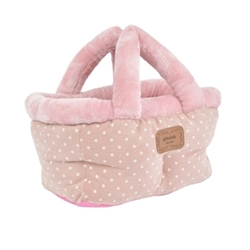 Desarae Basket Bed in Indian Pink or Blue Gray puppia,wooflink, tonimari,pet clothes, dog clothes, puppy clothes, pet store, dog store, puppy boutique store, dog boutique, pet boutique, puppy boutique, Bloomingtails, dog, small dog clothes, large dog clothes, large dog costumes, small dog costumes, pet stuff, Halloween dog, puppy Halloween, pet Halloween, clothes, dog puppy Halloween, dog sale, pet sale, puppy sale, pet dog tank, pet tank, pet shirt, dog shirt, puppy shirt,puppy tank, I see spot, dog collars, dog leads, pet collar, pet lead,puppy collar, puppy lead, dog toys, pet toys, puppy toy, dog beds, pet beds, puppy bed,  beds,dog mat, pet mat, puppy mat, fab dog pet sweater, dog sweater, dog winter, pet winter,dog raincoat, pet raincoat, dog harness, puppy harness, pet harness, d