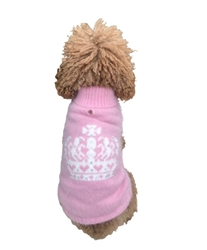 Luxury Diana Crown Angora Turtleneck-Pink or Black Roxy & Lulu, wooflink, susan lanci, dog clothes, small dog clothes, urban pup, pooch outfitters, dogo, hip doggie, doggie design, small dog dress, pet clotes, dog boutique. pet boutique, bloomingtails dog boutique, dog raincoat, dog rain coat, pet raincoat, dog shampoo, pet shampoo, dog bathrobe, pet bathrobe, dog carrier, small dog carrier, doggie couture, pet couture, dog football, dog toys, pet toys, dog clothes sale, pet clothes sale, shop local, pet store, dog store, dog chews, pet chews, worthy dog, dog bandana, pet bandana, dog halloween, pet halloween, dog holiday, pet holiday, dog teepee, custom dog clothes, pet pjs, dog pjs, pet pajamas, dog pajamas,dog sweater, pet sweater, dog hat, fabdog, fab dog, dog puffer coat, dog winter ja
