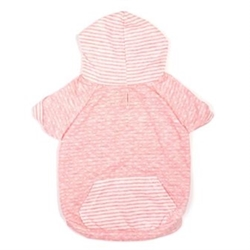 Dot/Stripe Hoodie - Pink kosher, hanukkah, toy, jewish, toy, puppy bed,  beds,dog mat, pet mat, puppy mat, fab dog pet sweater, dog swepet clothes, dog clothes, puppy clothes, pet store, dog store, puppy boutique store, dog boutique, pet boutique, puppy boutique, Bloomingtails, dog, small dog clothes, large dog clothes, large dog costumes, small dog costumes, pet stuff, Halloween dog, puppy Halloween, pet Halloween, clothes, dog puppy Halloween, dog sale, pet sale, puppy sale, pet dog tank, pet tank, pet shirt, dog shirt, puppy shirt,puppy tank, I see spot, dog collars, dog leads, pet collar, pet lead,puppy collar, puppy lead, dog toys, pet toys, puppy toy, dog beds, pet beds, puppy bed,  beds,dog mat, pet mat, puppy mat, fab dog pet sweater, dog sweater, dog winte