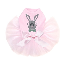 Bunny With Glasses Rhinestone Dress in 3 Colors wooflink, susan lanci, dog clothes, small dog clothes, urban pup, pooch outfitters, dogo, hip doggie, doggie design, small dog dress, pet clotes, dog boutique. pet boutique, bloomingtails dog boutique, dog raincoat, dog rain coat, pet raincoat, dog shampoo, pet shampoo, dog bathrobe, pet bathrobe, dog carrier, small dog carrier, doggie couture, pet couture, dog football, dog toys, pet toys, dog clothes sale, pet clothes sale, shop local, pet store, dog store, dog chews, pet chews, worthy dog, dog bandana, pet bandana, dog halloween, pet halloween, dog holiday, pet holiday, dog teepee, custom dog clothes, pet pjs, dog pjs, pet pajamas, dog pajamas,dog sweater, pet sweater, dog hat, fabdog, fab dog, dog puffer coat, dog winter jacket, dog col