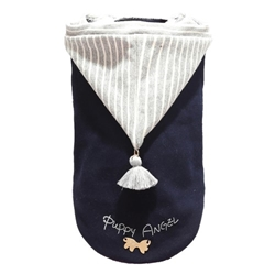 Kay Epenne Dog Hoodie in 2 Colors wooflink, susan lanci, dog clothes, small dog clothes, urban pup, pooch outfitters, dogo, hip doggie, doggie design, small dog dress, pet clotes, dog boutique. pet boutique, bloomingtails dog boutique, dog raincoat, dog rain coat, pet raincoat, dog shampoo, pet shampoo, dog bathrobe, pet bathrobe, dog carrier, small dog carrier, doggie couture, pet couture, dog football, dog toys, pet toys, dog clothes sale, pet clothes sale, shop local, pet store, dog store, dog chews, pet chews, worthy dog, dog bandana, pet bandana, dog halloween, pet halloween, dog holiday, pet holiday, dog teepee, custom dog clothes, pet pjs, dog pjs, pet pajamas, dog pajamas,dog sweater, pet sweater, dog hat, fabdog, fab dog, dog puffer coat, dog winter jacket, dog col