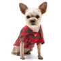 Flannel Shirt in Holiday Roxy & Lulu, wooflink, susan lanci, dog clothes, small dog clothes, urban pup, pooch outfitters, dogo, hip doggie, doggie design, small dog dress, pet clotes, dog boutique. pet boutique, bloomingtails dog boutique, dog raincoat, dog rain coat, pet raincoat, dog shampoo, pet shampoo, dog bathrobe, pet bathrobe, dog carrier, small dog carrier, doggie couture, pet couture, dog football, dog toys, pet toys, dog clothes sale, pet clothes sale, shop local, pet store, dog store, dog chews, pet chews, worthy dog, dog bandana, pet bandana, dog halloween, pet halloween, dog holiday, pet holiday, dog teepee, custom dog clothes, pet pjs, dog pjs, pet pajamas, dog pajamas,dog sweater, pet sweater, dog hat, fabdog, fab dog, dog puffer coat, dog winter ja