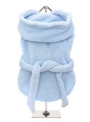 Blue Fluffy Terry Bath Robe wooflink, susan lanci, dog clothes, small dog clothes, urban pup, pooch outfitters, dogo, hip doggie, doggie design, small dog dress, pet clotes, dog boutique. pet boutique, bloomingtails dog boutique, dog raincoat, dog rain coat, pet raincoat, dog shampoo, pet shampoo, dog bathrobe, pet bathrobe, dog carrier, small dog carrier, doggie couture, pet couture, dog football, dog toys, pet toys, dog clothes sale, pet clothes sale, shop local, pet store, dog store, dog chews, pet chews, worthy dog, dog bandana, pet bandana, dog halloween, pet halloween, dog holiday, pet holiday, dog teepee, custom dog clothes, pet pjs, dog pjs, pet pajamas, dog pajamas,dog sweater, pet sweater, dog hat, fabdog, fab dog, dog puffer coat, dog winter jacket, dog col