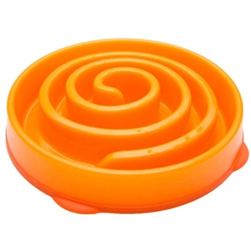 Mini Slow Feeder in Orange dog bowls,susan lanci, puppia,wooflink, luxury dog boutique,tonimari,pet clothes, dog clothes, puppy clothes, pet store, dog store, puppy boutique store, dog boutique, pet boutique, puppy boutique, Bloomingtails, dog, small dog clothes, large dog clothes, large dog costumes, small dog costumes, pet stuff, Halloween dog, puppy Halloween, pet Halloween, clothes, dog puppy Halloween, dog sale, pet sale, puppy sale, pet dog tank, pet tank, pet shirt, dog shirt, puppy shirt,puppy tank, I see spot, dog collars, dog leads, pet collar, pet lead,puppy collar, puppy lead, dog toys, pet toys, puppy toy, dog beds, pet beds, puppy bed,  beds,dog mat, pet mat, puppy mat, fab dog pet sweater, dog sweater, dog winter, pet winter,dog raincoat, pet raincoat,