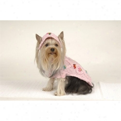 Pink Garden Sweater Set wooflink, susan lanci, dog clothes, small dog clothes, urban pup, pooch outfitters, dogo, hip doggie, doggie design, small dog dress, pet clotes, dog boutique. pet boutique, bloomingtails dog boutique, dog raincoat, dog rain coat, pet raincoat, dog shampoo, pet shampoo, dog bathrobe, pet bathrobe, dog carrier, small dog carrier, doggie couture, pet couture, dog football, dog toys, pet toys, dog clothes sale, pet clothes sale, shop local, pet store, dog store, dog chews, pet chews, worthy dog, dog bandana, pet bandana, dog halloween, pet halloween, dog holiday, pet holiday, dog teepee, custom dog clothes, pet pjs, dog pjs, pet pajamas, dog pajamas,dog sweater, pet sweater, dog hat, fabdog, fab dog, dog puffer coat, dog winter jacket, dog col