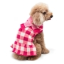 Gingham Sweater Dress with Scarf Roxy & Lulu, wooflink, susan lanci, dog clothes, small dog clothes, urban pup, pooch outfitters, dogo, hip doggie, doggie design, small dog dress, pet clotes, dog boutique. pet boutique, bloomingtails dog boutique, dog raincoat, dog rain coat, pet raincoat, dog shampoo, pet shampoo, dog bathrobe, pet bathrobe, dog carrier, small dog carrier, doggie couture, pet couture, dog football, dog toys, pet toys, dog clothes sale, pet clothes sale, shop local, pet store, dog store, dog chews, pet chews, worthy dog, dog bandana, pet bandana, dog halloween, pet halloween, dog holiday, pet holiday, dog teepee, custom dog clothes, pet pjs, dog pjs, pet pajamas, dog pajamas,dog sweater, pet sweater, dog hat, fabdog, fab dog, dog puffer coat, dog winter ja