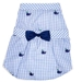 Gingham Whales Dress - wd-ginwhaledress