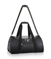 Vanderpump Graphite Duffel Carrier