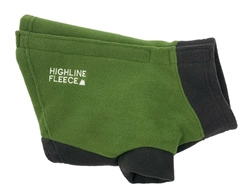 Highline Fleece Coat TWO TONE GREEN Roxy & Lulu, wooflink, susan lanci, dog clothes, small dog clothes, urban pup, pooch outfitters, dogo, hip doggie, doggie design, small dog dress, pet clotes, dog boutique. pet boutique, bloomingtails dog boutique, dog raincoat, dog rain coat, pet raincoat, dog shampoo, pet shampoo, dog bathrobe, pet bathrobe, dog carrier, small dog carrier, doggie couture, pet couture, dog football, dog toys, pet toys, dog clothes sale, pet clothes sale, shop local, pet store, dog store, dog chews, pet chews, worthy dog, dog bandana, pet bandana, dog halloween, pet halloween, dog holiday, pet holiday, dog teepee, custom dog clothes, pet pjs, dog pjs, pet pajamas, dog pajamas,dog sweater, pet sweater, dog hat, fabdog, fab dog, dog puffer coat, dog winter ja