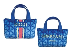 Grrryard Dog Handbag Toy  dog bowls,susan lanci, puppia,wooflink, luxury dog boutique,tonimari,pet clothes, dog clothes, puppy clothes, pet store, dog store, puppy boutique store, dog boutique, pet boutique, puppy boutique, Bloomingtails, dog, small dog clothes, large dog clothes, large dog costumes, small dog costumes, pet stuff, Halloween dog, puppy Halloween, pet Halloween, clothes, dog puppy Halloween, dog sale, pet sale, puppy sale, pet dog tank, pet tank, pet shirt, dog shirt, puppy shirt,puppy tank, I see spot, dog collars, dog leads, pet collar, pet lead,puppy collar, puppy lead, dog toys, pet toys, puppy toy, dog beds, pet beds, puppy bed,  beds,dog mat, pet mat, puppy mat, fab dog pet sweater, dog sweater, dog winter, pet winter,dog raincoat, pet raincoat