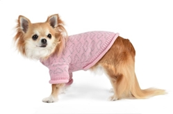 Heart To Heart Sweater in Pink or Beige by Oscar Newman Roxy & Lulu, wooflink, susan lanci, dog clothes, small dog clothes, urban pup, pooch outfitters, dogo, hip doggie, doggie design, small dog dress, pet clotes, dog boutique. pet boutique, bloomingtails dog boutique, dog raincoat, dog rain coat, pet raincoat, dog shampoo, pet shampoo, dog bathrobe, pet bathrobe, dog carrier, small dog carrier, doggie couture, pet couture, dog football, dog toys, pet toys, dog clothes sale, pet clothes sale, shop local, pet store, dog store, dog chews, pet chews, worthy dog, dog bandana, pet bandana, dog halloween, pet halloween, dog holiday, pet holiday, dog teepee, custom dog clothes, pet pjs, dog pjs, pet pajamas, dog pajamas,dog sweater, pet sweater, dog hat, fabdog, fab dog, dog puffer coat, dog winter ja