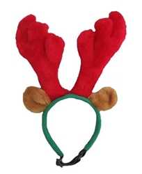 Holiday Antlers Headband kosher, hanukkah, toy, jewish, toy, puppy bed,  beds,dog mat, pet mat, puppy mat, fab dog pet sweater, dog swepet clothes, dog clothes, puppy clothes, pet store, dog store, puppy boutique store, dog boutique, pet boutique, puppy boutique, Bloomingtails, dog, small dog clothes, large dog clothes, large dog costumes, small dog costumes, pet stuff, Halloween dog, puppy Halloween, pet Halloween, clothes, dog puppy Halloween, dog sale, pet sale, puppy sale, pet dog tank, pet tank, pet shirt, dog shirt, puppy shirt,puppy tank, I see spot, dog collars, dog leads, pet collar, pet lead,puppy collar, puppy lead, dog toys, pet toys, puppy toy, dog beds, pet beds, puppy bed,  beds,dog mat, pet mat, puppy mat, fab dog pet sweater, dog sweater, dog winte