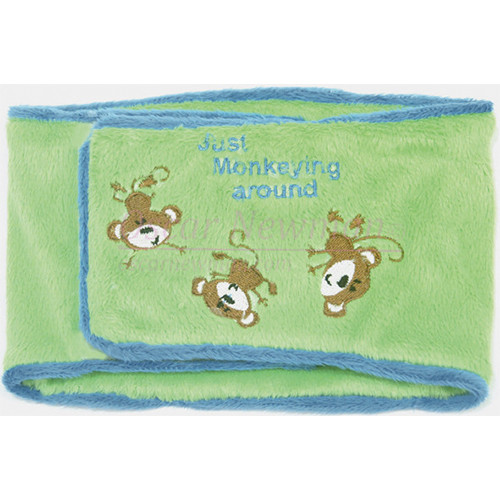 Just Monkeying Around Belly Band - on-justm