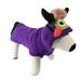 Little Monster Hooded Dog Sweater - WD-monsterX-KJB