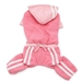 Lounge Tracksuit in Pink or Gray - dgo-lounge
