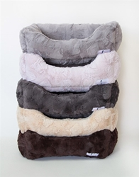 Luxe Dog Bed in 5 Beautiful Colors Roxy & Lulu, wooflink, susan lanci, dog clothes, small dog clothes, urban pup, pooch outfitters, dogo, hip doggie, doggie design, small dog dress, pet clotes, dog boutique. pet boutique, bloomingtails dog boutique, dog raincoat, dog rain coat, pet raincoat, dog shampoo, pet shampoo, dog bathrobe, pet bathrobe, dog carrier, small dog carrier, doggie couture, pet couture, dog football, dog toys, pet toys, dog clothes sale, pet clothes sale, shop local, pet store, dog store, dog chews, pet chews, worthy dog, dog bandana, pet bandana, dog halloween, pet halloween, dog holiday, pet holiday, dog teepee, custom dog clothes, pet pjs, dog pjs, pet pajamas, dog pajamas,dog sweater, pet sweater, dog hat, fabdog, fab dog, dog puffer coat, dog winter ja