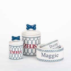 Personalized Nautical Bowls and Treat Jars kosher, hanukkah, toy, jewish, toy, puppy bed,  beds,dog mat, pet mat, puppy mat, fab dog pet sweater, dog swepet clothes, dog clothes, puppy clothes, pet store, dog store, puppy boutique store, dog boutique, pet boutique, puppy boutique, Bloomingtails, dog, small dog clothes, large dog clothes, large dog costumes, small dog costumes, pet stuff, Halloween dog, puppy Halloween, pet Halloween, clothes, dog puppy Halloween, dog sale, pet sale, puppy sale, pet dog tank, pet tank, pet shirt, dog shirt, puppy shirt,puppy tank, I see spot, dog collars, dog leads, pet collar, pet lead,puppy collar, puppy lead, dog toys, pet toys, puppy toy, dog beds, pet beds, puppy bed,  beds,dog mat, pet mat, puppy mat, fab dog pet sweater, dog sweater, dog winte