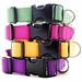 Nylon Webbing Collars & Leads-27 Colors - mg-nylonweb