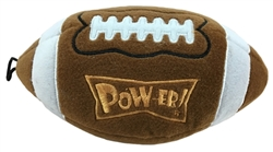 Power Plush Pigskin Toy