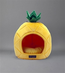 Pineapple Pet Bed  dog bowls,susan lanci, puppia,wooflink, luxury dog boutique,tonimari,pet clothes, dog clothes, puppy clothes, pet store, dog store, puppy boutique store, dog boutique, pet boutique, puppy boutique, Bloomingtails, dog, small dog clothes, large dog clothes, large dog costumes, small dog costumes, pet stuff, Halloween dog, puppy Halloween, pet Halloween, clothes, dog puppy Halloween, dog sale, pet sale, puppy sale, pet dog tank, pet tank, pet shirt, dog shirt, puppy shirt,puppy tank, I see spot, dog collars, dog leads, pet collar, pet lead,puppy collar, puppy lead, dog toys, pet toys, puppy toy, dog beds, pet beds, puppy bed,  beds,dog mat, pet mat, puppy mat, fab dog pet sweater, dog sweater, dog winter, pet winter,dog raincoat, pet raincoat