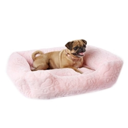 Vanderpump Pink Extra Soft Bed