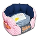 Polka Striped Polo Bed - pl-polkabed