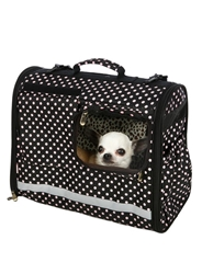 Polka Dot Multi Purpose Dog Carrier