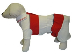 Polo Red & White Set dog bowls,susan lanci, puppia,wooflink, luxury dog boutique,tonimari,pet clothes, dog clothes, puppy clothes, pet store, dog store, puppy boutique store, dog boutique, pet boutique, puppy boutique, Bloomingtails, dog, small dog clothes, large dog clothes, large dog costumes, small dog costumes, pet stuff, Halloween dog, puppy Halloween, pet Halloween, clothes, dog puppy Halloween, dog sale, pet sale, puppy sale, pet dog tank, pet tank, pet shirt, dog shirt, puppy shirt,puppy tank, I see spot, dog collars, dog leads, pet collar, pet lead,puppy collar, puppy lead, dog toys, pet toys, puppy toy, dog beds, pet beds, puppy bed,  beds,dog mat, pet mat, puppy mat, fab dog pet sweater, dog sweater, dog winter, pet winter,dog raincoat, pet raincoat,