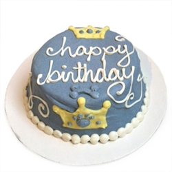 Prince or Princess Cake-Personalized