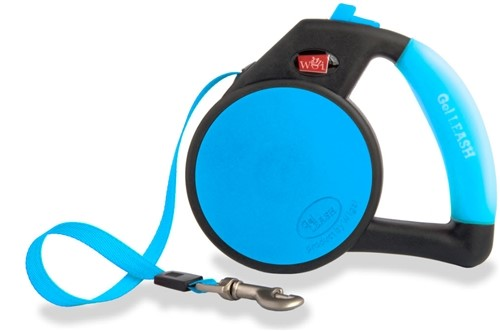Retractable Gel Leash in Pink, Blue, or Red  puppy bed,  beds,dog mat, pet mat, puppy mat, fab dog pet sweater, dog swepet clothes, dog clothes, puppy clothes, pet store, dog store, puppy boutique store, dog boutique, pet boutique, puppy boutique, Bloomingtails, dog, small dog clothes, large dog clothes, large dog costumes, small dog costumes, pet stuff, Halloween dog, puppy Halloween, pet Halloween, clothes, dog puppy Halloween, dog sale, pet sale, puppy sale, pet dog tank, pet tank, pet shirt, dog shirt, puppy shirt,puppy tank, I see spot, dog collars, dog leads, pet collar, pet lead,puppy collar, puppy lead, dog toys, pet toys, puppy toy, dog beds, pet beds, puppy bed,  beds,dog mat, pet mat, puppy mat, fab dog pet sweater, dog sweater, dog winter, pet winter,dog raincoat, pet rai