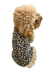 Retro Velvet Leopard Tank Roxy & Lulu, wooflink, susan lanci, dog clothes, small dog clothes, urban pup, pooch outfitters, dogo, hip doggie, doggie design, small dog dress, pet clotes, dog boutique. pet boutique, bloomingtails dog boutique, dog raincoat, dog rain coat, pet raincoat, dog shampoo, pet shampoo, dog bathrobe, pet bathrobe, dog carrier, small dog carrier, doggie couture, pet couture, dog football, dog toys, pet toys, dog clothes sale, pet clothes sale, shop local, pet store, dog store, dog chews, pet chews, worthy dog, dog bandana, pet bandana, dog halloween, pet halloween, dog holiday, pet holiday, dog teepee, custom dog clothes, pet pjs, dog pjs, pet pajamas, dog pajamas,dog sweater, pet sweater, dog hat, fabdog, fab dog, dog puffer coat, dog winter ja