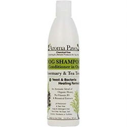 Aroma Paws -  Rosemary & Tea Tree Shampoo & Conditioner in One
