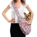 Scotty Plaid Cuddle Carrier in 3 Colors by Susan Lanci - sl-cuddlescotty