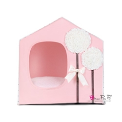 Secret Garden Dog House in 2 Colors dog bowls,susan lanci, puppia,wooflink, luxury dog boutique,tonimari,pet clothes, dog clothes, puppy clothes, pet store, dog store, puppy boutique store, dog boutique, pet boutique, puppy boutique, Bloomingtails, dog, small dog clothes, large dog clothes, large dog costumes, small dog costumes, pet stuff, Halloween dog, puppy Halloween, pet Halloween, clothes, dog puppy Halloween, dog sale, pet sale, puppy sale, pet dog tank, pet tank, pet shirt, dog shirt, puppy shirt,puppy tank, I see spot, dog collars, dog leads, pet collar, pet lead,puppy collar, puppy lead, dog toys, pet toys, puppy toy, dog beds, pet beds, puppy bed,  beds,dog mat, pet mat, puppy mat, fab dog pet sweater, dog sweater, dog winter, pet winter,dog raincoat, pet raincoat,
