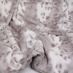 Snow Leopard Blanket in Platinum or Arctic by Susan Lanci wooflink, susan lanci, dog clothes, small dog clothes, urban pup, pooch outfitters, dogo, hip doggie, doggie design, small dog dress, pet clotes, dog boutique. pet boutique, bloomingtails dog boutique, dog raincoat, dog rain coat, pet raincoat, dog shampoo, pet shampoo, dog bathrobe, pet bathrobe, dog carrier, small dog carrier, doggie couture, pet couture, dog football, dog toys, pet toys, dog clothes sale, pet clothes sale, shop local, pet store, dog store, dog chews, pet chews, worthy dog, dog bandana, pet bandana, dog halloween, pet halloween, dog holiday, pet holiday, dog teepee, custom dog clothes, pet pjs, dog pjs, pet pajamas, dog pajamas,dog sweater, pet sweater, dog hat, fabdog, fab dog, dog puffer coat, dog winter jacket, dog col