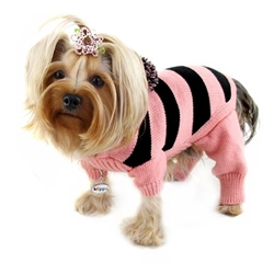 Stripey Bodysuit with Hood Roxy & Lulu, wooflink, susan lanci, dog clothes, small dog clothes, urban pup, pooch outfitters, dogo, hip doggie, doggie design, small dog dress, pet clotes, dog boutique. pet boutique, bloomingtails dog boutique, dog raincoat, dog rain coat, pet raincoat, dog shampoo, pet shampoo, dog bathrobe, pet bathrobe, dog carrier, small dog carrier, doggie couture, pet couture, dog football, dog toys, pet toys, dog clothes sale, pet clothes sale, shop local, pet store, dog store, dog chews, pet chews, worthy dog, dog bandana, pet bandana, dog halloween, pet halloween, dog holiday, pet holiday, dog teepee, custom dog clothes, pet pjs, dog pjs, pet pajamas, dog pajamas,dog sweater, pet sweater, dog hat, fabdog, fab dog, dog puffer coat, dog winter ja