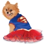 Authentic Supergirl  Tutu Costume Roxy & Lulu, wooflink, susan lanci, dog clothes, small dog clothes, urban pup, pooch outfitters, dogo, hip doggie, doggie design, small dog dress, pet clotes, dog boutique. pet boutique, bloomingtails dog boutique, dog raincoat, dog rain coat, pet raincoat, dog shampoo, pet shampoo, dog bathrobe, pet bathrobe, dog carrier, small dog carrier, doggie couture, pet couture, dog football, dog toys, pet toys, dog clothes sale, pet clothes sale, shop local, pet store, dog store, dog chews, pet chews, worthy dog, dog bandana, pet bandana, dog halloween, pet halloween, dog holiday, pet holiday, dog teepee, custom dog clothes, pet pjs, dog pjs, pet pajamas, dog pajamas,dog sweater, pet sweater, dog hat, fabdog, fab dog, dog puffer coat, dog winter ja
