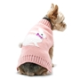 Sweet Bunny Sweater Roxy & Lulu, wooflink, susan lanci, dog clothes, small dog clothes, urban pup, pooch outfitters, dogo, hip doggie, doggie design, small dog dress, pet clotes, dog boutique. pet boutique, bloomingtails dog boutique, dog raincoat, dog rain coat, pet raincoat, dog shampoo, pet shampoo, dog bathrobe, pet bathrobe, dog carrier, small dog carrier, doggie couture, pet couture, dog football, dog toys, pet toys, dog clothes sale, pet clothes sale, shop local, pet store, dog store, dog chews, pet chews, worthy dog, dog bandana, pet bandana, dog halloween, pet halloween, dog holiday, pet holiday, dog teepee, custom dog clothes, pet pjs, dog pjs, pet pajamas, dog pajamas,dog sweater, pet sweater, dog hat, fabdog, fab dog, dog puffer coat, dog winter ja