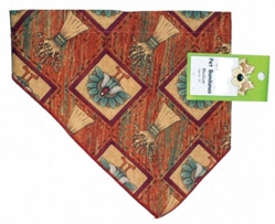 Turkey Time Dog Bandana