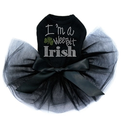 Wee Bit Irish Tutu Dress in 3 Colors wooflink, susan lanci, dog clothes, small dog clothes, urban pup, pooch outfitters, dogo, hip doggie, doggie design, small dog dress, pet clotes, dog boutique. pet boutique, bloomingtails dog boutique, dog raincoat, dog rain coat, pet raincoat, dog shampoo, pet shampoo, dog bathrobe, pet bathrobe, dog carrier, small dog carrier, doggie couture, pet couture, dog football, dog toys, pet toys, dog clothes sale, pet clothes sale, shop local, pet store, dog store, dog chews, pet chews, worthy dog, dog bandana, pet bandana, dog halloween, pet halloween, dog holiday, pet holiday, dog teepee, custom dog clothes, pet pjs, dog pjs, pet pajamas, dog pajamas,dog sweater, pet sweater, dog hat, fabdog, fab dog, dog puffer coat, dog winter jacket, dog col