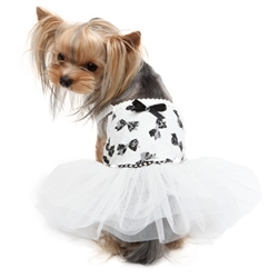 White Ribbon Dress in 3 Colors by Puppy Angel Roxy & Lulu, wooflink, susan lanci, dog clothes, small dog clothes, urban pup, pooch outfitters, dogo, hip doggie, doggie design, small dog dress, pet clotes, dog boutique. pet boutique, bloomingtails dog boutique, dog raincoat, dog rain coat, pet raincoat, dog shampoo, pet shampoo, dog bathrobe, pet bathrobe, dog carrier, small dog carrier, doggie couture, pet couture, dog football, dog toys, pet toys, dog clothes sale, pet clothes sale, shop local, pet store, dog store, dog chews, pet chews, worthy dog, dog bandana, pet bandana, dog halloween, pet halloween, dog holiday, pet holiday, dog teepee, custom dog clothes, pet pjs, dog pjs, pet pajamas, dog pajamas,dog sweater, pet sweater, dog hat, fabdog, fab dog, dog puffer coat, dog winter ja