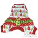 Winterland Pine Trees Dog Pajamas - tm-winttreeX-VC5